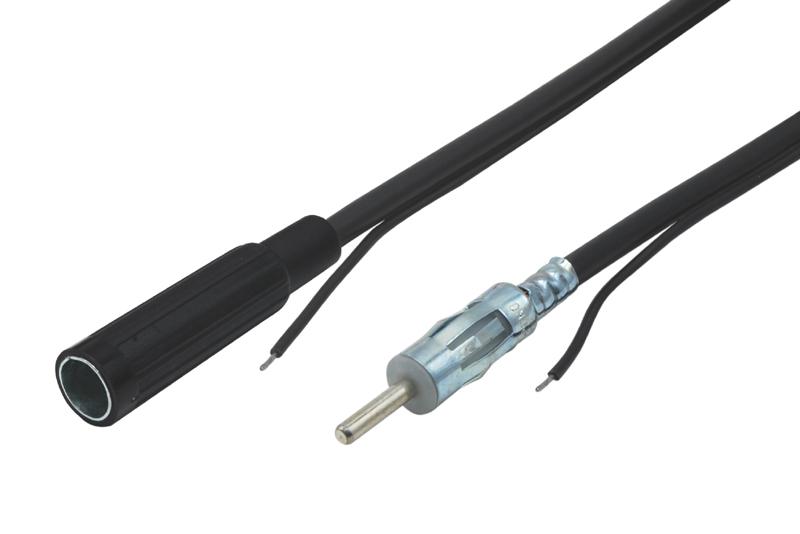 Predlžovací kábel DIN-DIN s ovládacím vodičom 4,5m