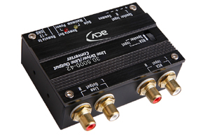 Prevodník signálu 2-kanálový aktívny