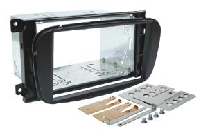Inštalaèná sada pre 2DIN-ové autorádiá Ford Mondeo / Focus / C-MAX / S-MAX / Galaxy (07->)