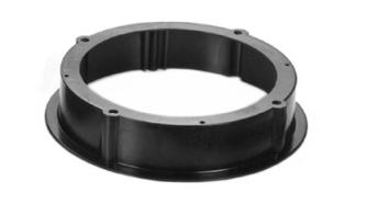 Plastové podložky pre reproduktory ŠKODA / VW / Seat / Audi - 165mm