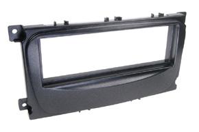 Plastový rámik autorádia Ford Focus (07->) - 1DIN