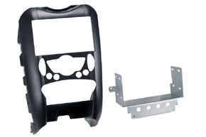 Plastový rámik autorádia BMW Mini - 2DIN autorádiá
