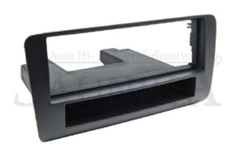 Plastový rámik autorádia - AUDI A1 (10->)