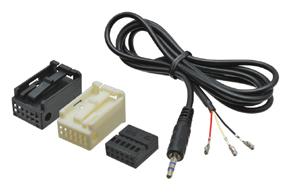 AUX vstup adaptér univerzálny