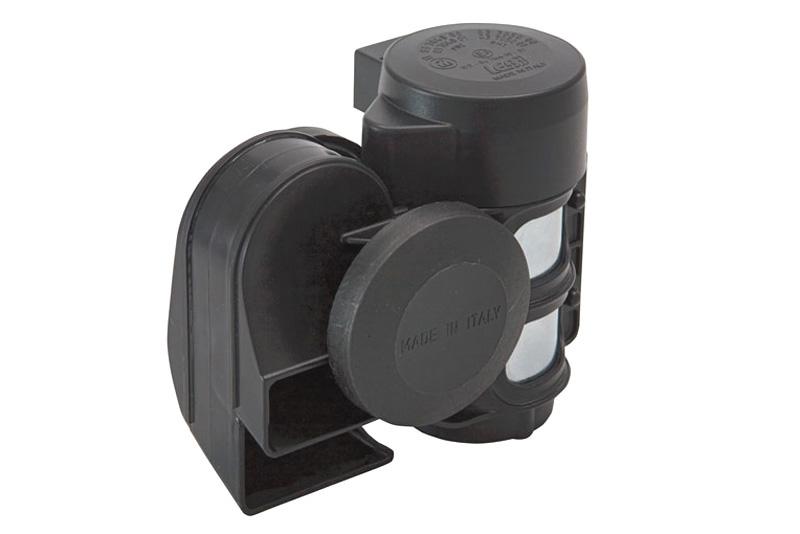 Storm pneumatický klakson PN2 s kompresorom 12V
