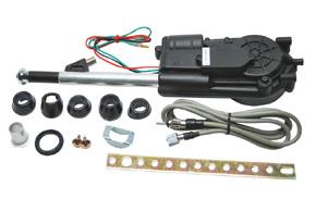 Calearo motorová anténa - èierny prút