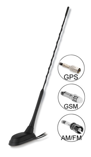 Kombinovan� ant�ny GPS+GSM+AUTOR�DIO