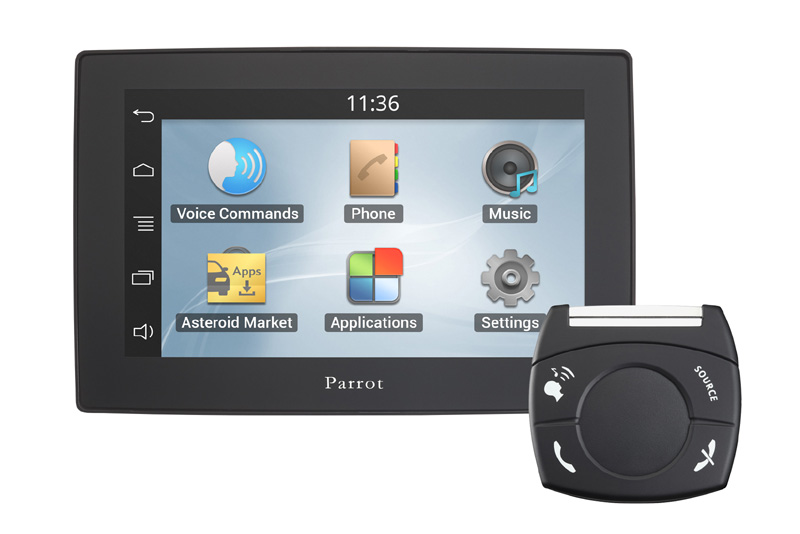 Parrot multi Asteroid Tablet