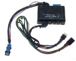 AV adaptér BMW 3-5