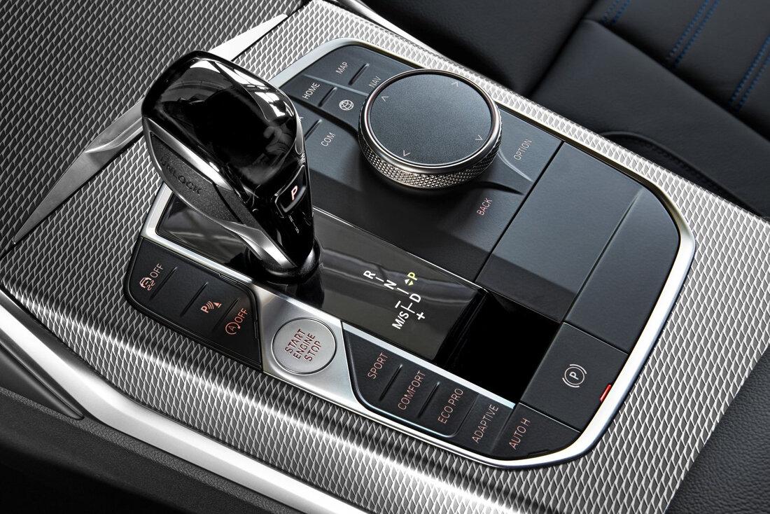 Vstup pre parkovaciu kameru BMW s OEM navigáciou MGU ID7