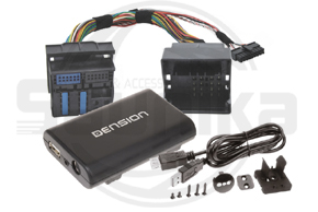 Adapt�r Dension PRO BT - bluetooth, USB ,iPod, AUX vstup pre �koda-VW-Seat
