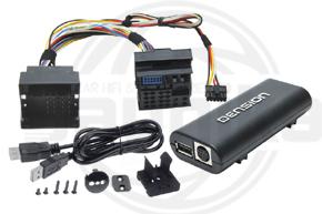 Adaptér Dension Lite 3 iPod-USB-AUX vstup pre BMW nové modely