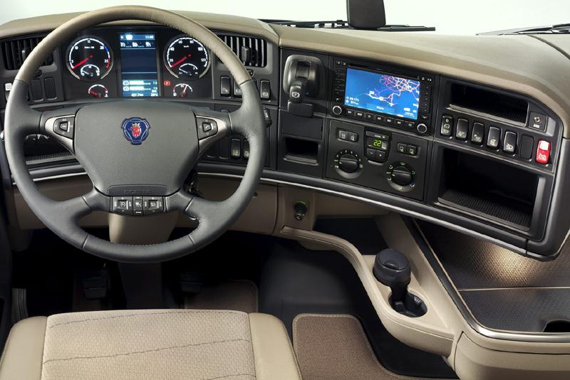 Instala�n� sada 2DIN Scania R