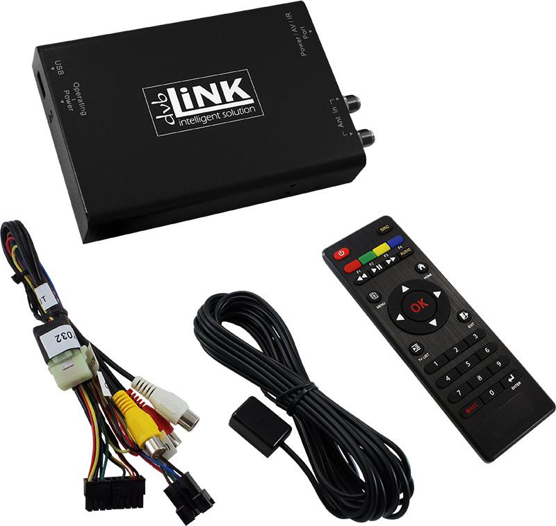 Digitálny TV tuner DVB Link51 + USB prehrávaè