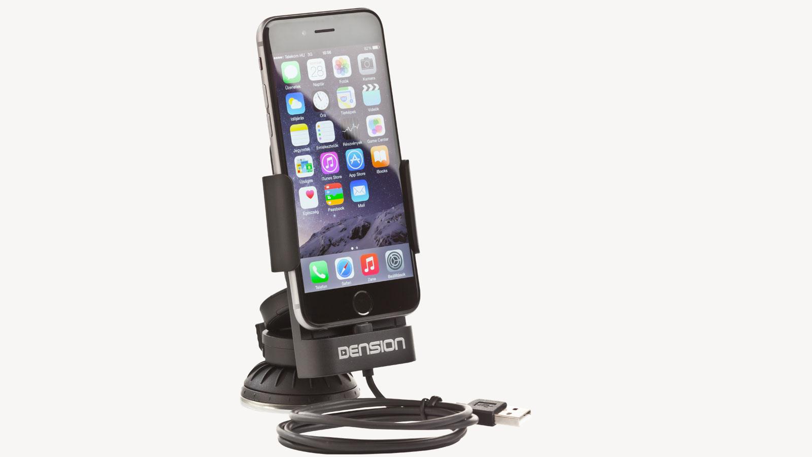 Aktívny držiak pre iPhone 6/6 Plus, iPhone 5