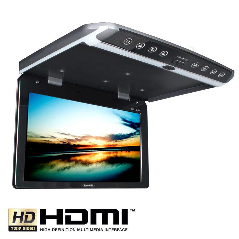 Stropný monitor Ampire OHV101 10.1´´(25cm) s HDMI vstupom