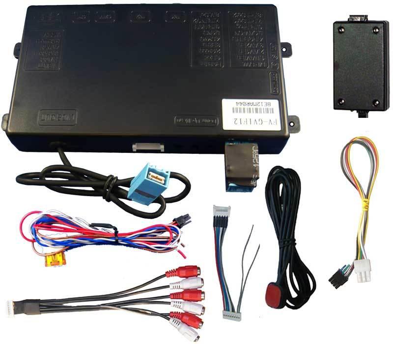 Video adapt�r pre parkovaciu kameru pre Opel / Chevrolet s navig�ciou DVD 900/DVD 600