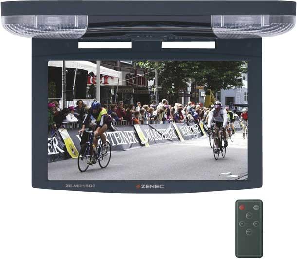 Stropný monitor Zenec ZE-MR1502 15´´